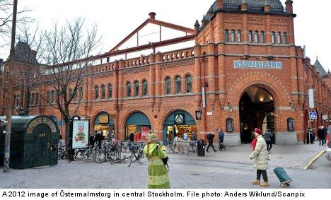 Man tries to rob cashless Swedish bank