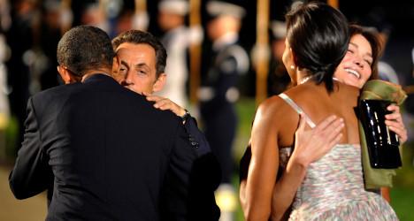 Hermès golf bag among Sarkozy's gifts to Obama