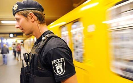 Police and cameras make public transport safer