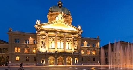 Bern denies umbrella tax evasion deal with US
