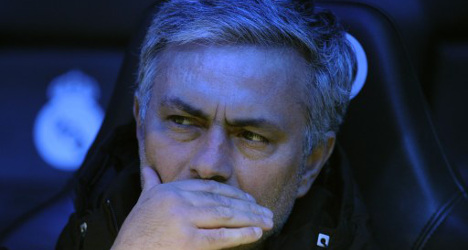 José Mourinho hints at Real Madrid exit