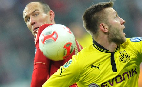 Top German clubs worry about lopsided league