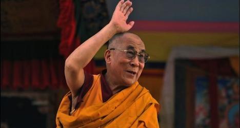 Swiss government backs away from Dalai Lama