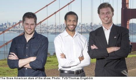 US men date 60 Swedish women in new TV show