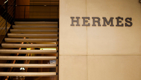 Hermès buys stake in Swiss luxury watchmaker