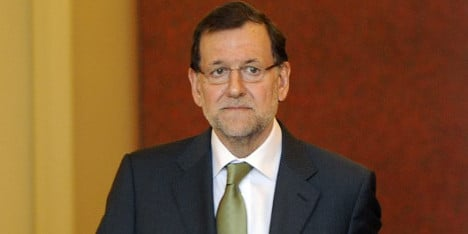 Spanish PM targets 2014 as turnaround year
