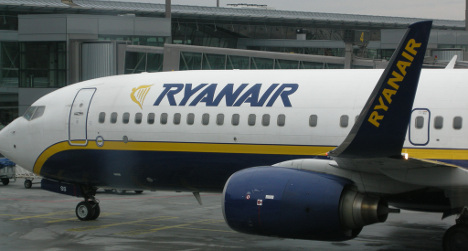 Norway PM 'will never travel with Ryanair'
