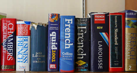 French PM to ministers: Stop using English