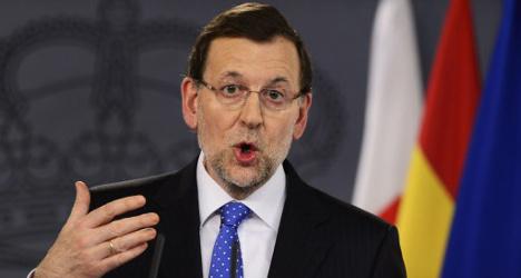 Spain's economy shrinks in first quarter