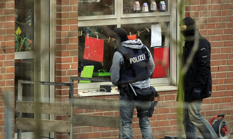 Police end kindergarten hostage situation