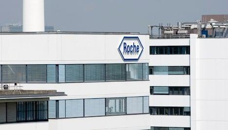 Severe flu season boosts Roche drug sales