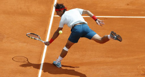 Djokovic steals Nadal's Monte Carlo crown