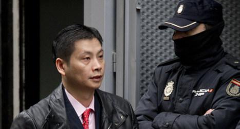 Gang kingpin put back behind bars