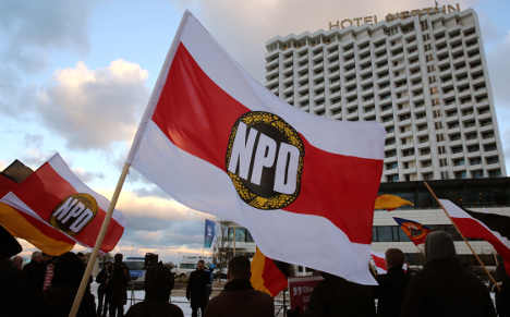 Neo-Nazi NPD party 'weak and in tatters'