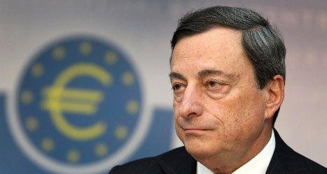 'Spain is not Cyprus': Euro bank boss