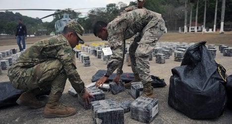 Spain steps up war on international drug rings