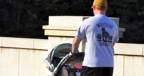 Spanish dads score breastfeeding leave