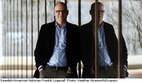 Swedish historian lands prestigious Pulitzer prize