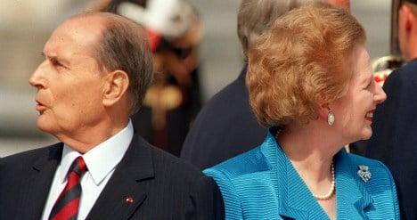 Left slams call for Thatcher Street in Paris