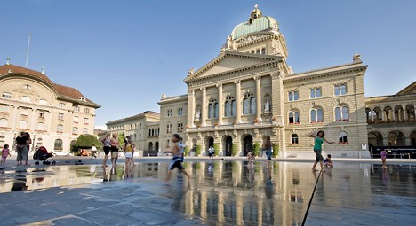 Bern puts conditions on easing banking secrecy