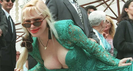 Italian porn star bids to join Rome city council