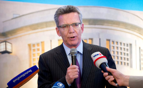 Germany warns US: no 'red lines' in Syria