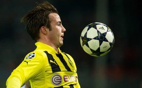 Rising star Götze ditches Dortmund for Bayern