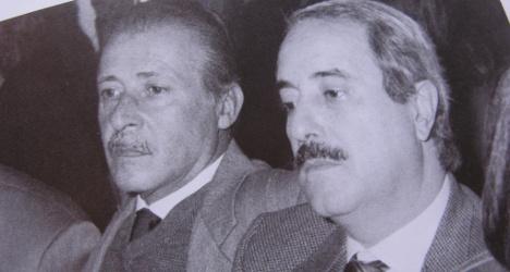Eight charged over 1992 Falcone mafia killing