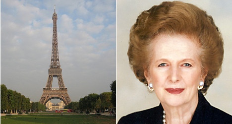 'France is in need of a dose of Thatcherism'
