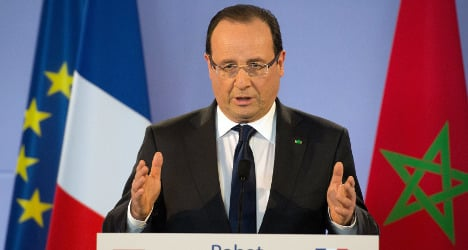 Hollande vows to clean up French politics