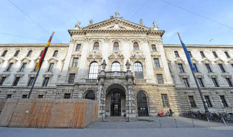 Big German papers miss out on Nazi trial seats