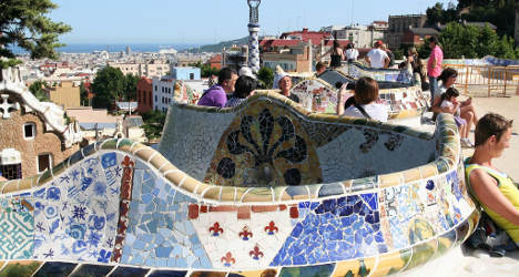 Tourist boom as Americans flock to Spain