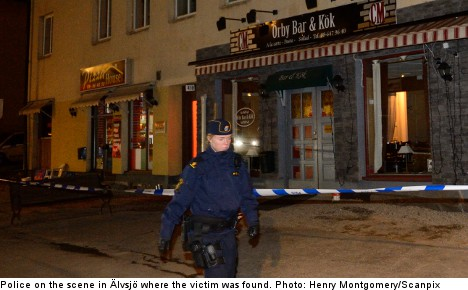 'Dismembered' woman found in Stockholm flat