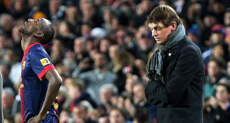 Doctor: 'Abidal transplant recovery is one-of-a-kind'