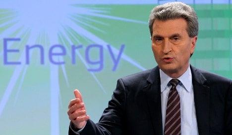 EU: German fracking fears unwise