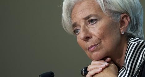 French court summons IMF's Lagarde