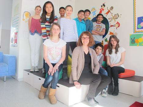 A global classroom in the heart of Stockholm