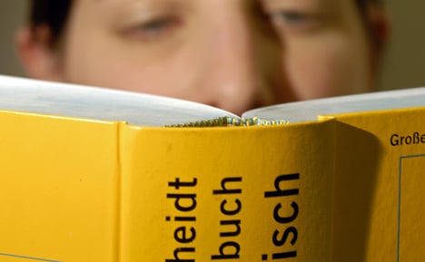 Twelve English words made up by Germans