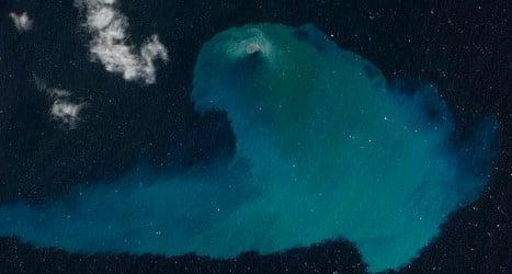 Canary volcano pic nabs top NASA photo gong