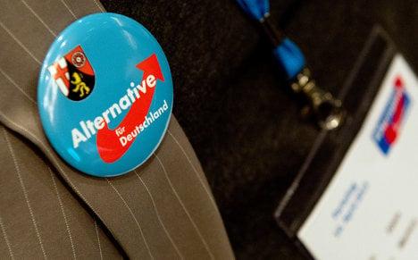Anti-euro party polls at three percent