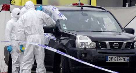 Three charged over slaying of Corsica lawyer
