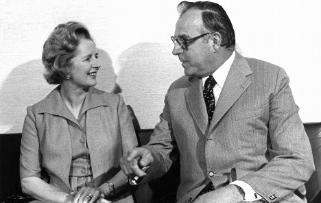 Kohl says Thatcher behind UK-EU tensions