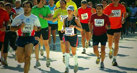 Madrid marathon to honour Boston victims