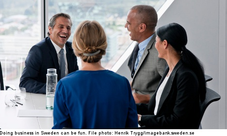 Top ten tips for Swedish business etiquette