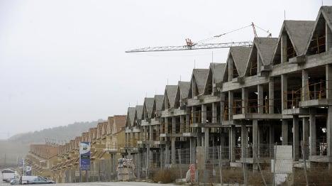 Spain drafts €2.4bn plan for housing