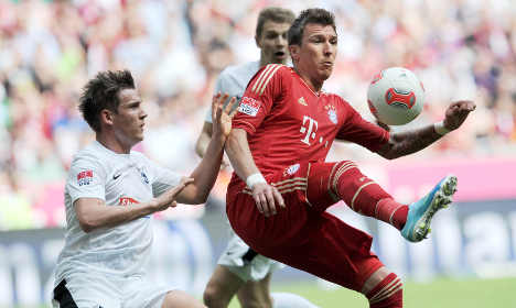 Bayern determined to 'finish job' against Barca