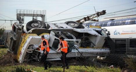 Marseille train crash leaves dozens injured