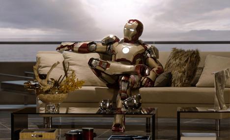 New in German cinemas: 'Iron Man 3'