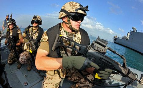 Bundeswehr soldiers 'for hire as mercenaries'