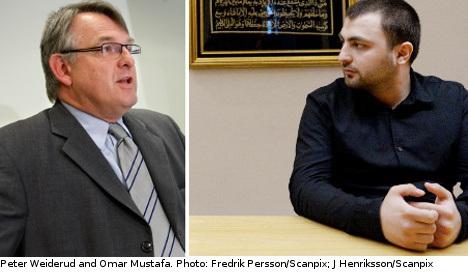 Social Democratic Christians back Mustafa